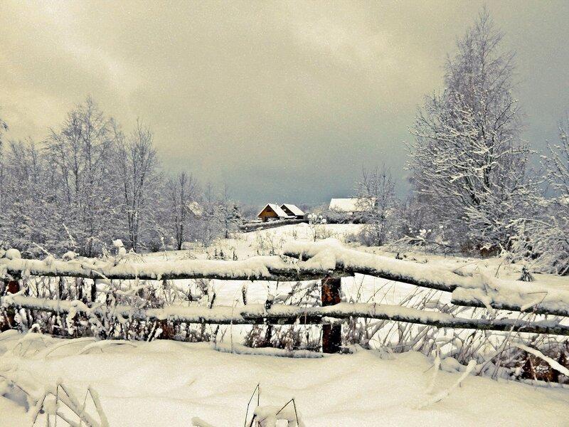 Середина декабря