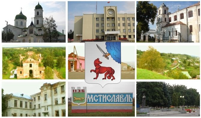 Белорусский Суздаль