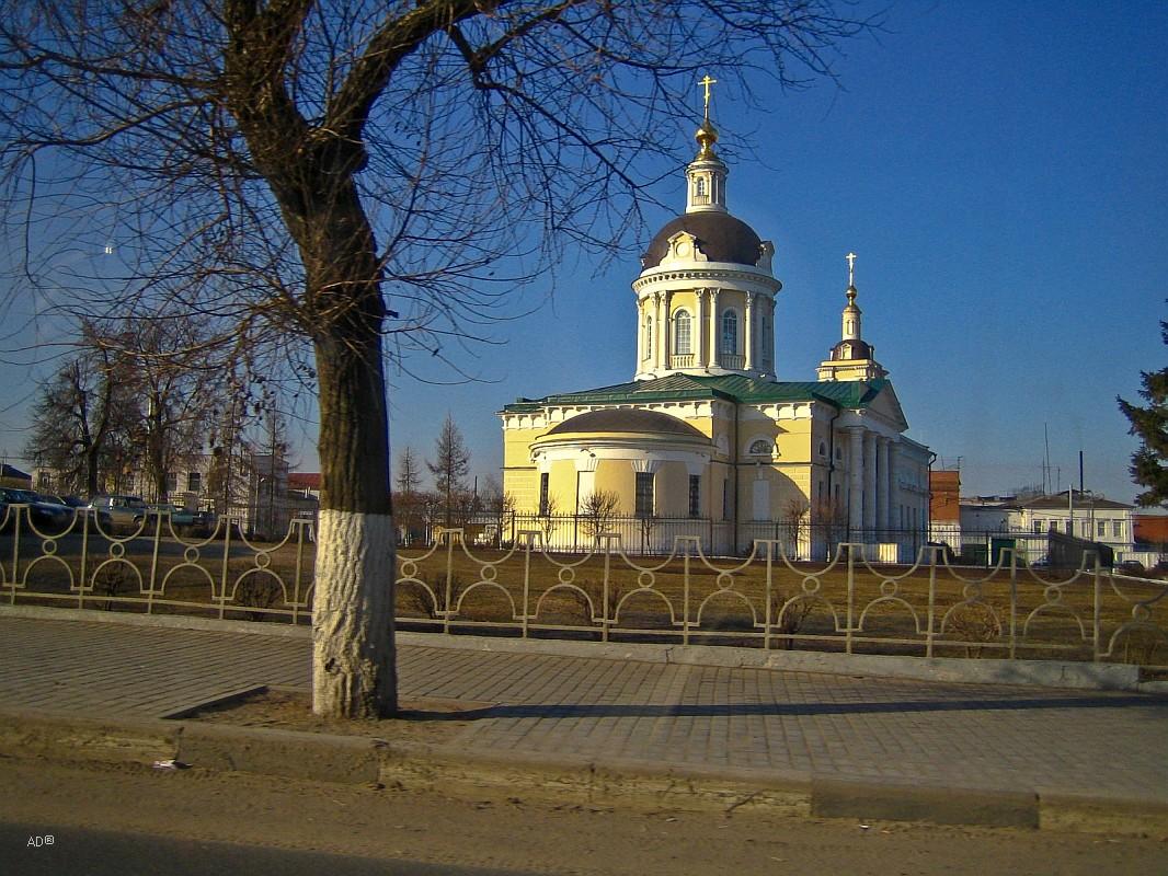 Церковь Архангела Михаила, Коломна