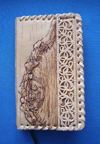 блокнот сувенир из бересты
