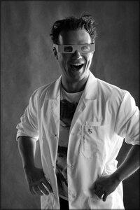 студийные фотографии сумасшедшего профессора Николя