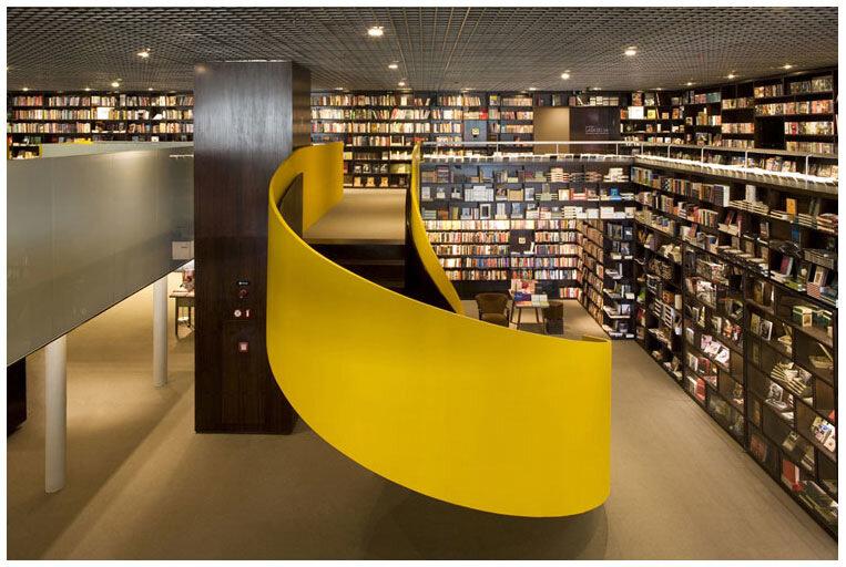 Дизайн современного магазина