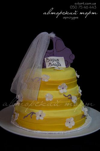 Торт на 11 лет торты фото для девушек