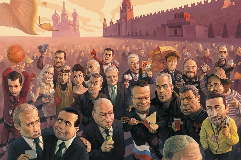 Работы Владимира Казака