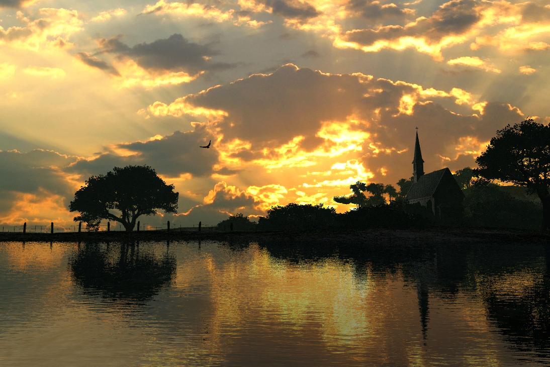 Sunset Vue