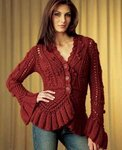 Вязание находятся также в разделах: вязание крючком схемы и модели бесплатно 2011 шикарные ажурные платья...