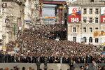 Светланская перед парадом