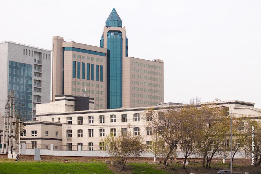 Бывшая Карандашная фабрика имени Л.Б.Красина