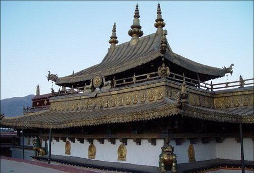 Монастырь Джоканг, Лхаса. Тибет