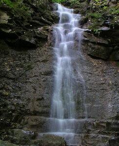 """Возилівські водоспади. Фото сайта """"7 Чудес України"""""""
