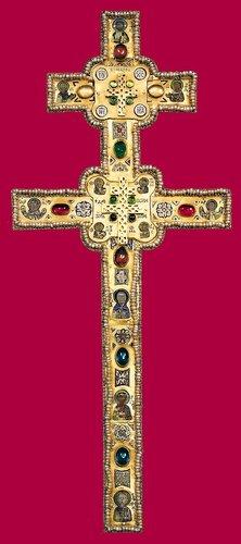Крест Евфросинии Полоцкой.