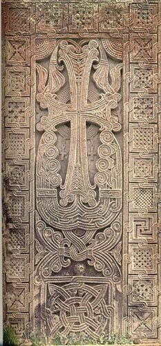 Хачкар Крест-камень