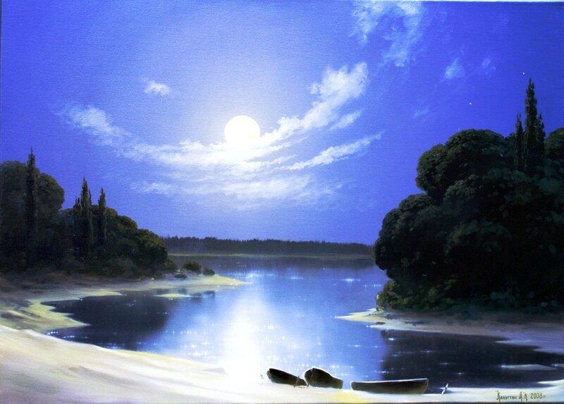Картины художника Алексея Капустяна (24)