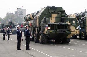 Акт подписан, но ракеты не утилизированы