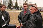 Открытие мотосезона в Ижевске. 2010 год