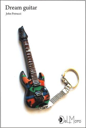 John Peter Petrucci guitar keyring