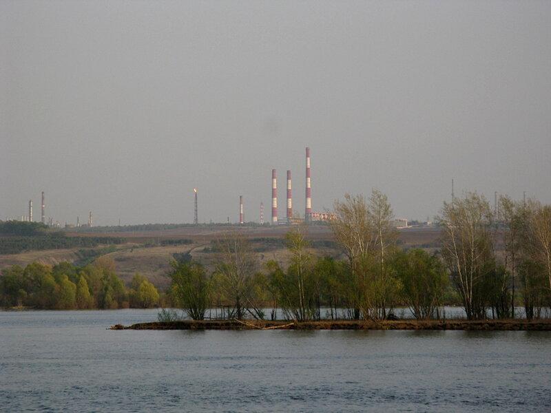 Нижнекамский нефтеперерабатывающий завод