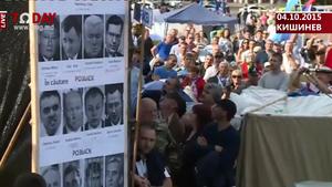 """Платформа """"DA"""" призвала граждан Молдовы к неповиновению"""