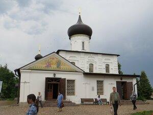 Достопримечательности Старой Руссы - церковь великомученика Георгия Победоносца