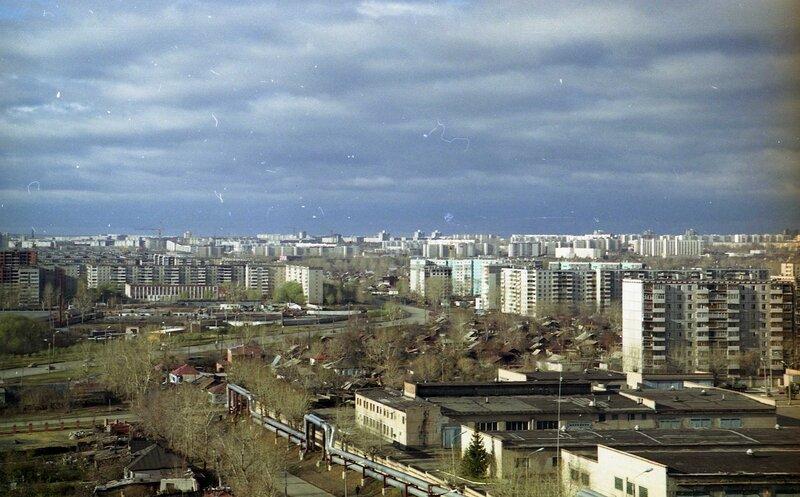 Челябинск 1999-2000 гг.