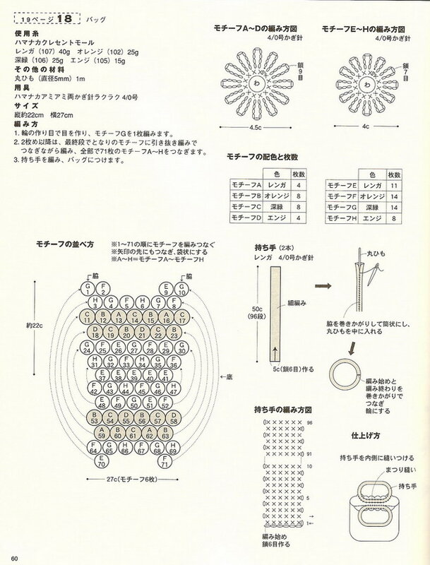钩针配饰 - 编织幸福 - 编织幸福的博客