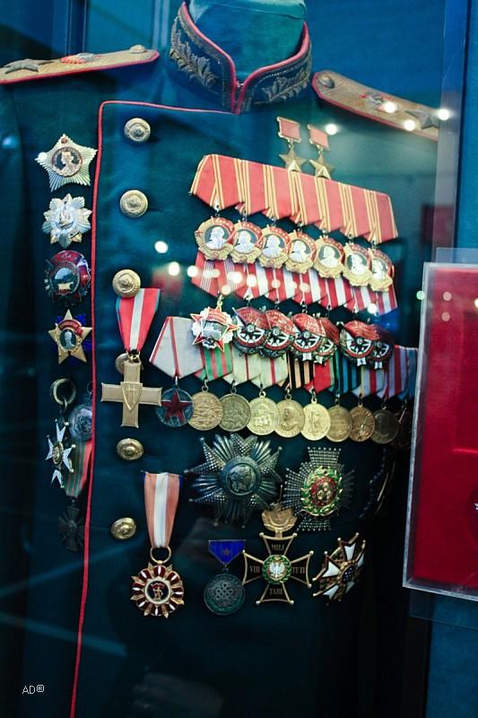 Парадный мундир Маршала Советского Союза К.К.Рокоссовского. Образец 1945 г.