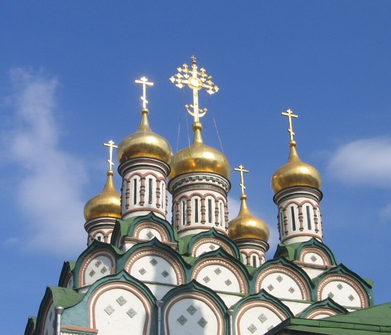 Церковь Николая Чудотворца в Хамовниках