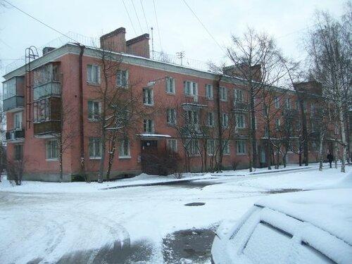 2-я Комсомольская ул. 25к1