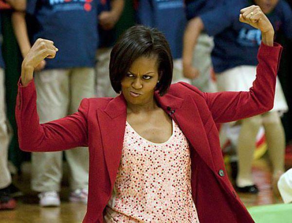 APTOPIX Michelle Obama