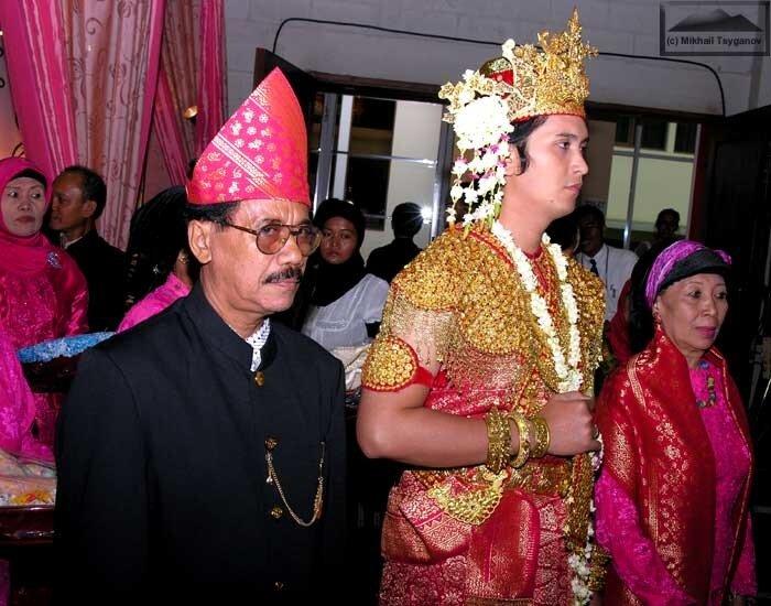 Палембангская свадьба