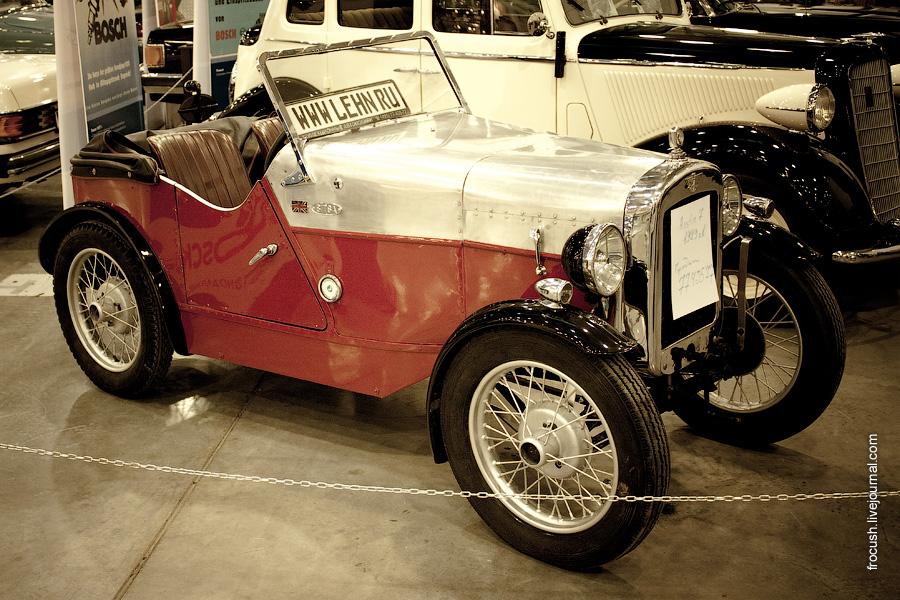 Austin 7, 1929