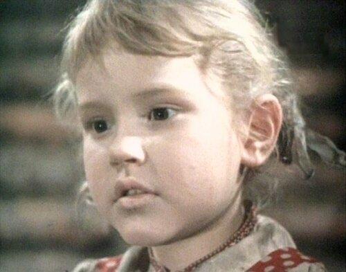 Аня Каменкова. Девочка ищет отца. 1959 год