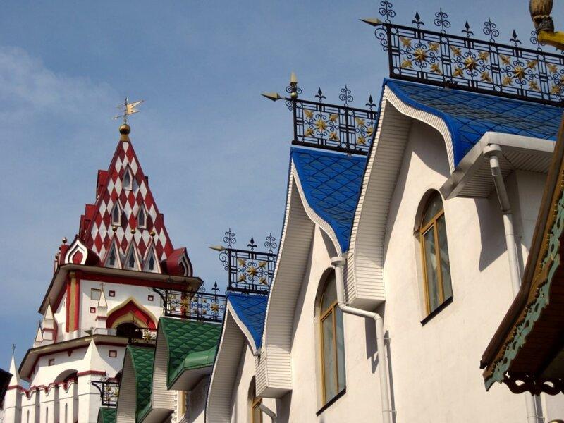 Сказочные крыши