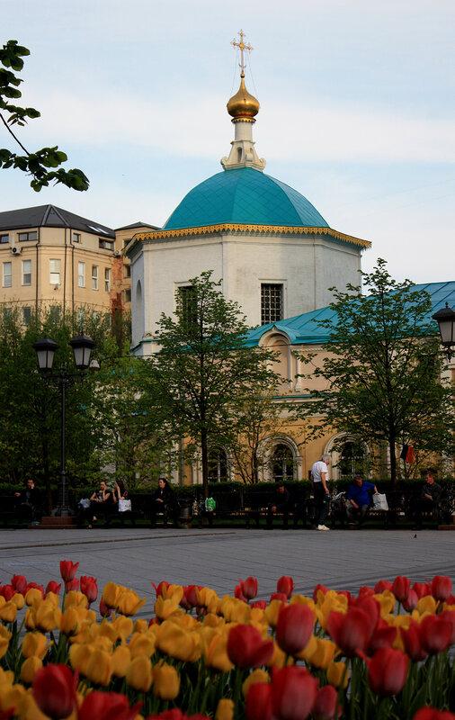 Церковь Благовещения Косьмы и Дамиана в