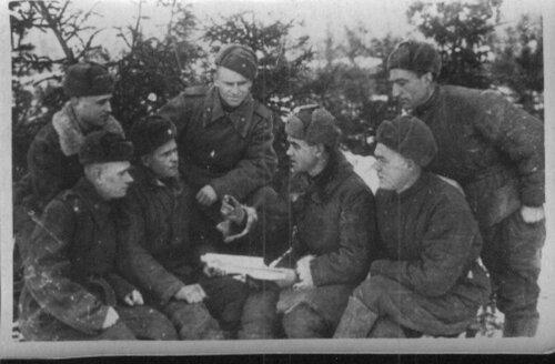Политработа в102-й гаубичной артиллерийской бригады