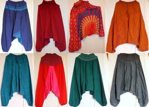 в афгани, ведь эти брюки