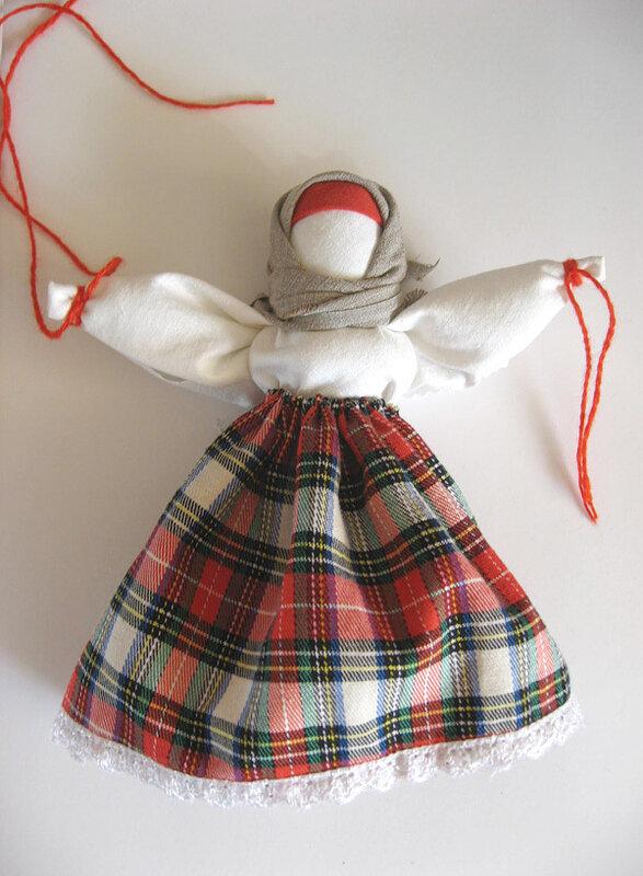 Куклы обереги своими руками из ткани как сделать