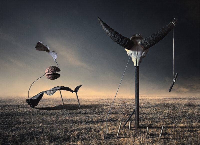 Оп-арт от Peter Cakovsky