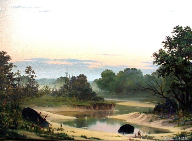 Картины художника Алексея Капустяна (33)