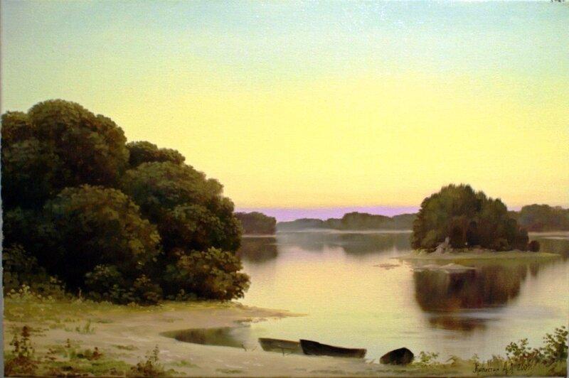 Картины художника Алексея Капустяна (16)