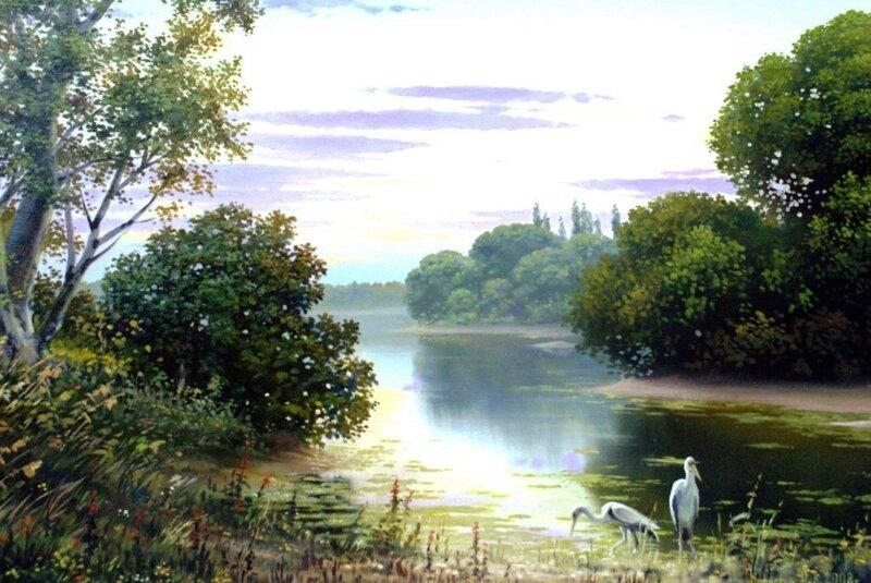 Картины художника Алексея Капустяна (68)