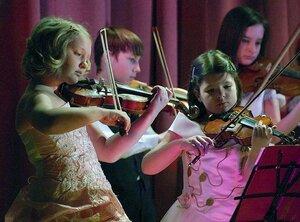 Девять юных талантов Приморья признаны «Молодыми дарованиями России»