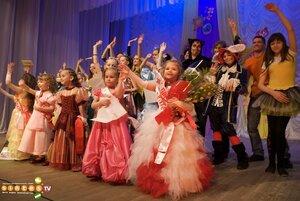 В столице Приморья проходит детский международный конкурс красоты