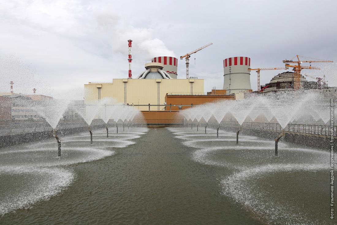 нововоронежская аэс шестой энергоблок