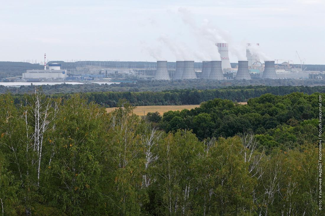 нововоронежская атомная станция