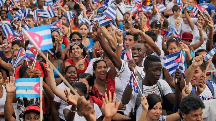 CUBA-MAYDAY/