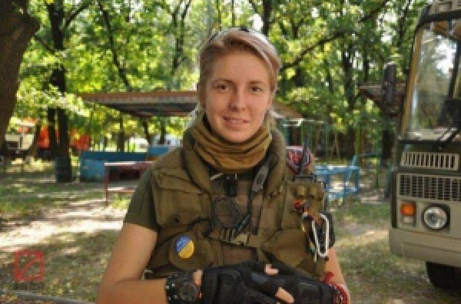 Командир медиков ДУК ПС получила государственную награду!