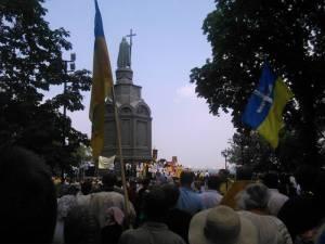 Украинская походка как воплощение настоящей христианскости и патриотизма