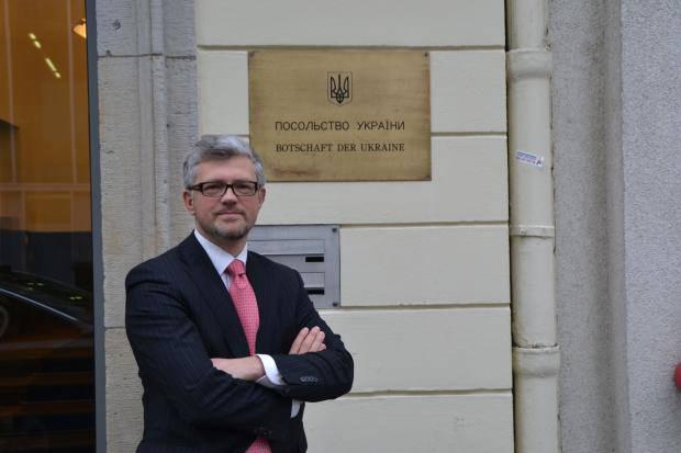 Никто за нас воевать не будет: Немцы советуют украинцам не злить агрессора, и демонстрировать максимальную лояльность, - посол Украины