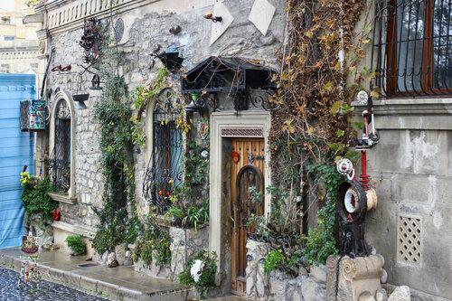 дом художника Али Шамси